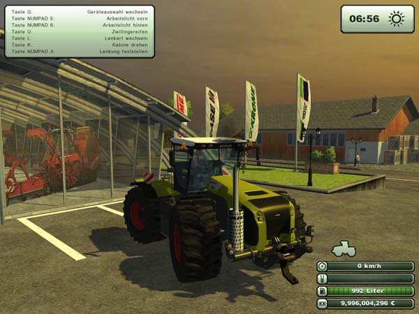 Claas Xerion 5000 Trac VC v 2.2 [MP]
