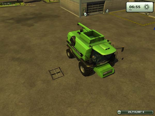 Deutz 7545 RTS pack from LS11 v 2.1 [MP]