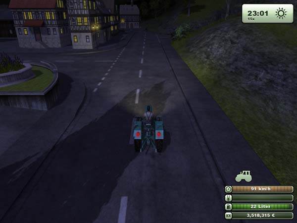 Additional coupling for trailers SRB 35 v 1.1 [MP]