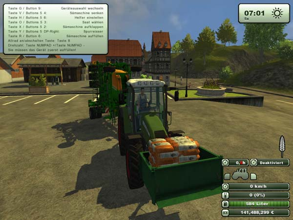 Seeding rear container v 2.0 [MP]
