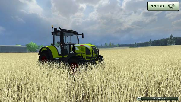 Claas Arion with Sigma4 Frontloader v 1.2 [MP]