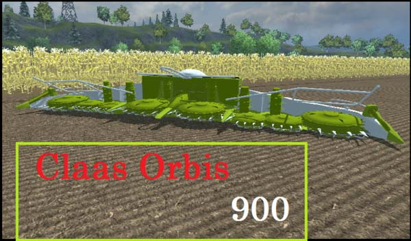 Claas Orbis 900 v 1.2 [MP]