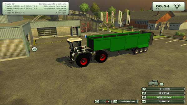 Xerion Saddle Trac with depression v 0.3 [MP]