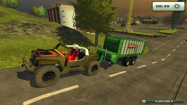 Jeep v 1.0 [SP]