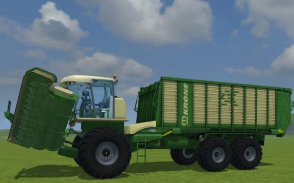 Krone BIG L500 purchase Prototype Version