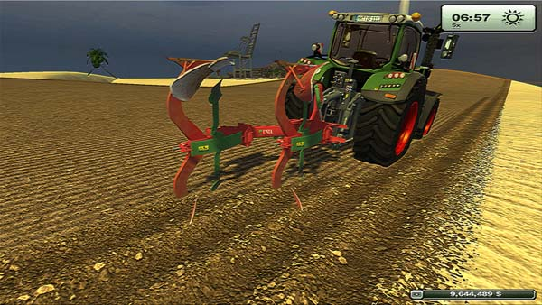 Unia plows 2 Grooved v 1.0 [MP]