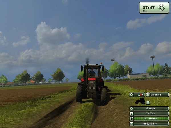 Мод Карты для Farming Simulator 2013