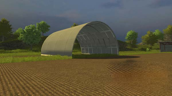 Arched Hall v 1.0 [MP]