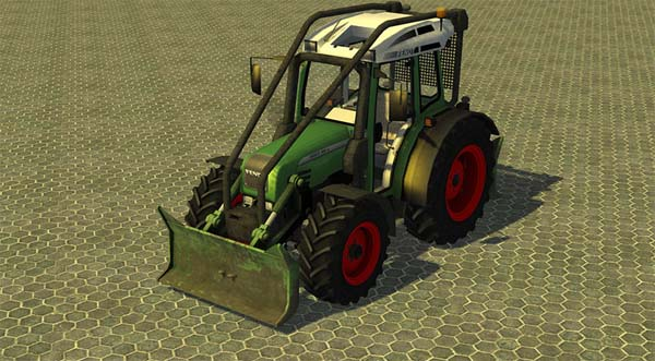 Fendt 209 Forest Edition