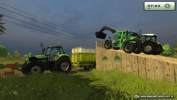 Irreplaceable Big Ramp For two tractors v 2.0 [MP]