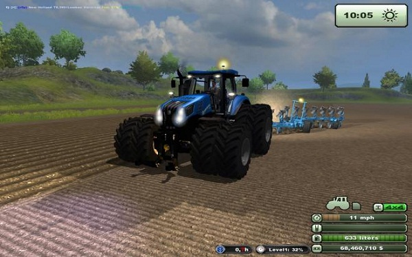 New Holland T8_2