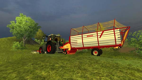 Pottinger Euro boss