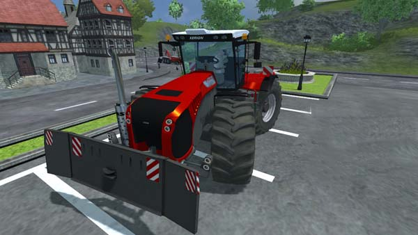 Claas Xerion 5000 Red