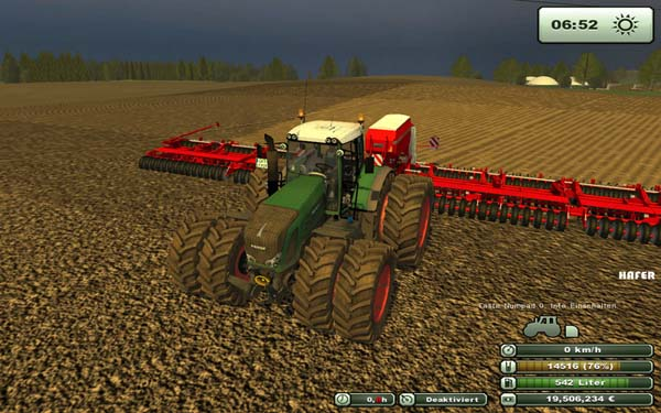 new fruits for LS 13