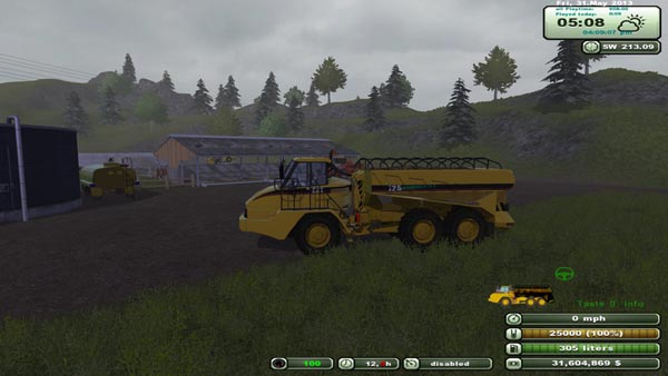 Caterpillar725Ultra4v16 Patch