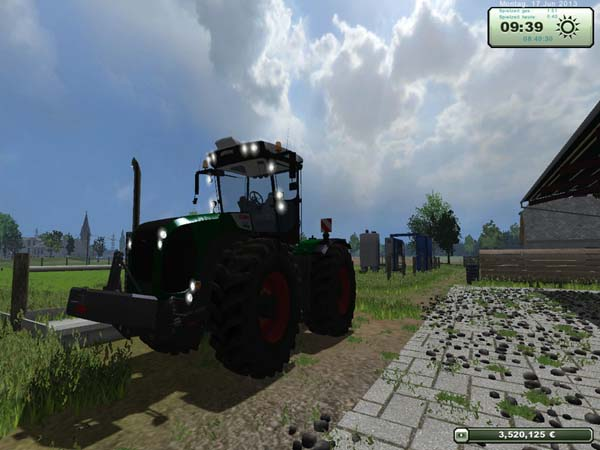 Claas Xerion 5000 Special Edition