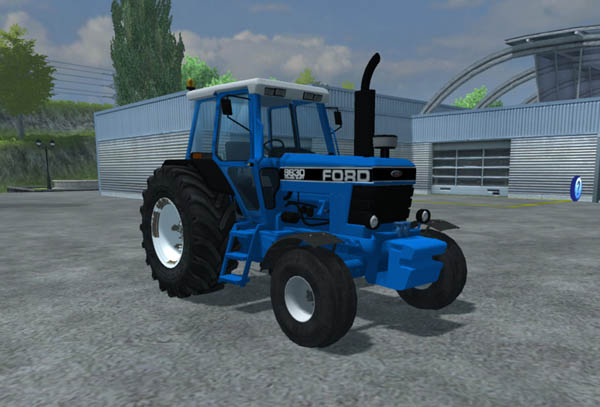 Ford 8630 2wd