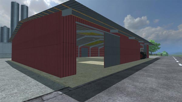 placeable machine hall