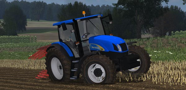 New Holland T6030 v 1.0 [MP] | LS2013.com