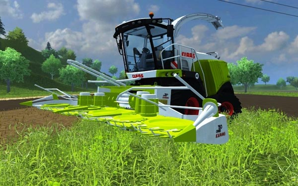 Claas Orbis 750 Washable Final