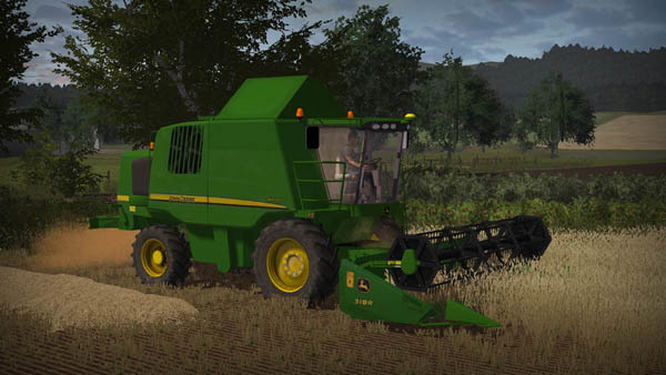 JD W540 and 319R