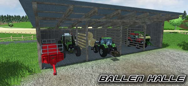 Ball Hall placeable