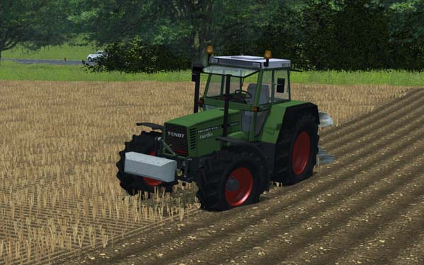 Fendt Favorit 615 LSA Turbomatik