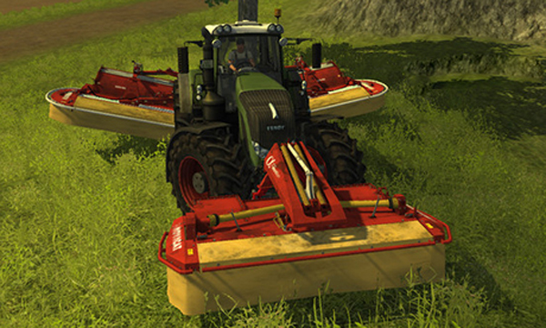 Poettinger Alpha Mowers Pack