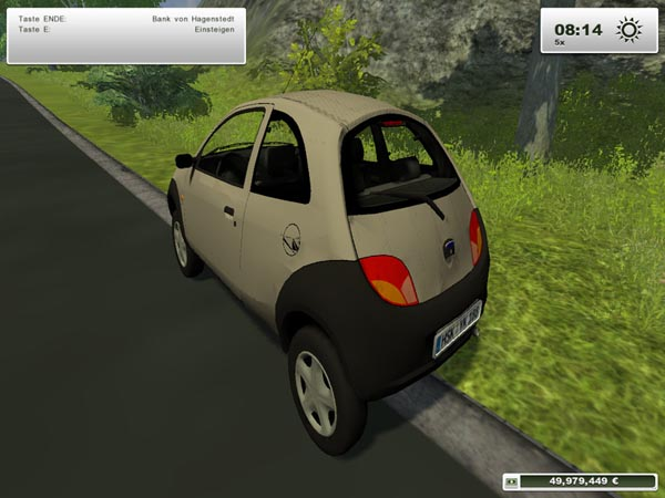 Im Not A Modder But I Have Profie Here I Built Ford Ka Has Already Recognized The Little Rust On The Tank Because This Car Has  Years Of Driving On The