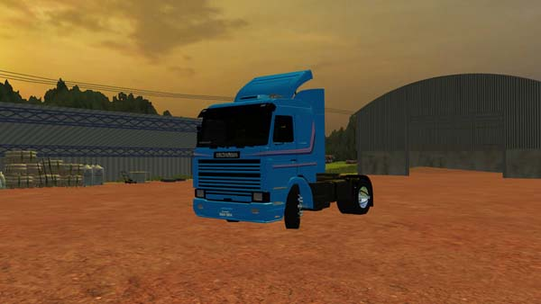 Scania 113H Pack