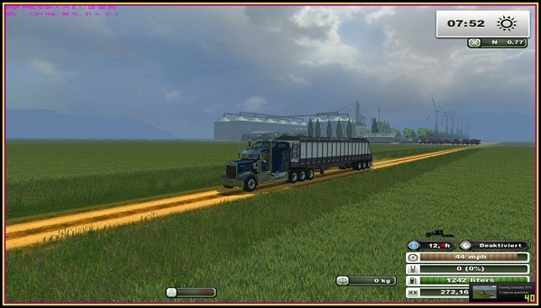 Xlfarms Sunshine Xxl V 10 Beta Ls2013: Southeastern Usa Map Farming Simulator 2013 At Usa Maps
