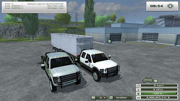 Ford F 350 Pack