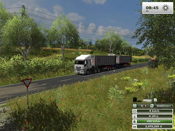 Iveco Stralis AS 600