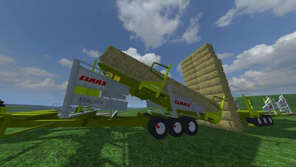 Claas Stacker