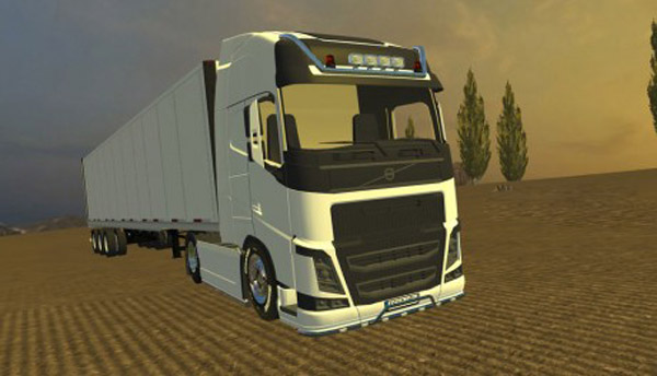 Volvo FH 2013