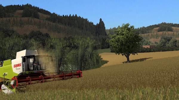 Agricultural Frontier Areas