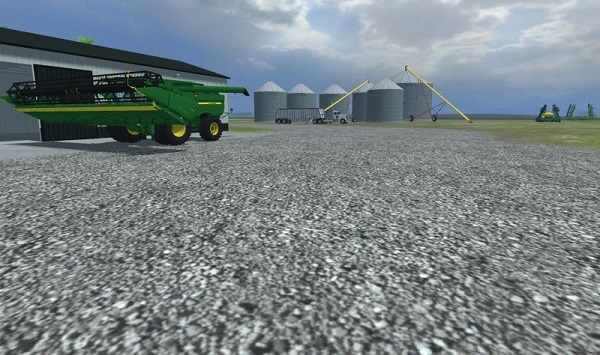 Core City American Edit V 10 Ls2013: Southeastern Usa Map Farming Simulator 2013 At Usa Maps