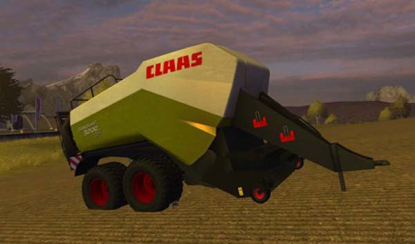 Balers Pack More Realistic