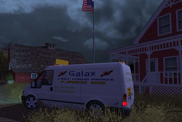 Ford Transit Galaxy