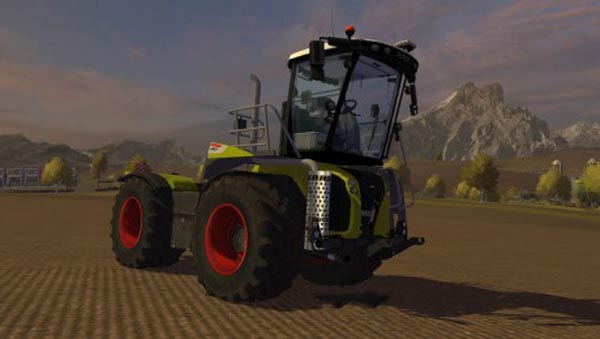 Claas Xerion 5000 Saddle Trac
