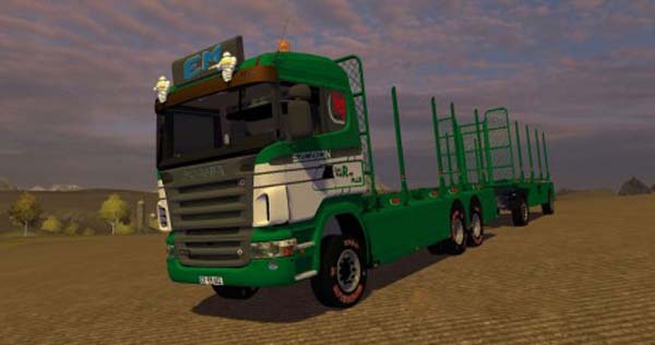 Holz Transporter Pack