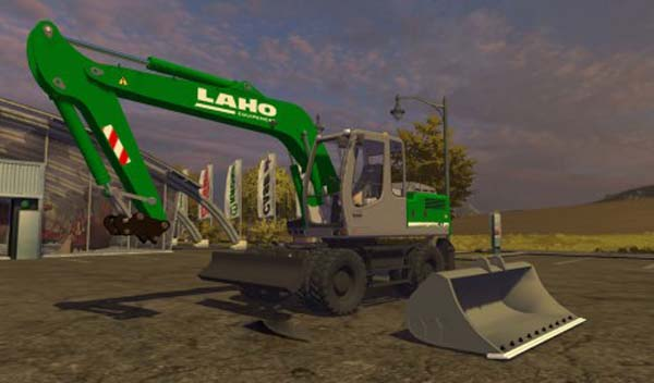 Liebherr 900C Laho Equipement Edition