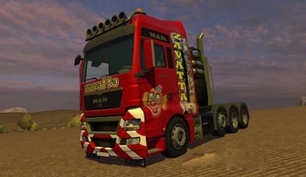 Zavatta Edition Trucks Pack