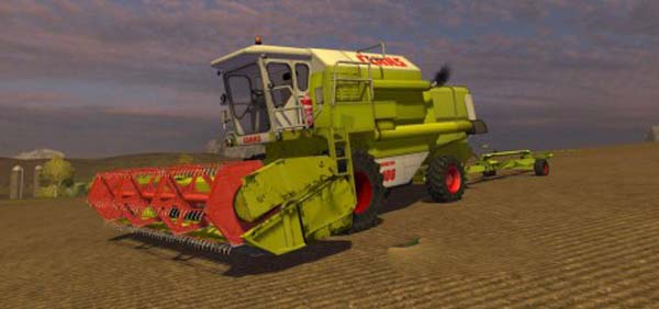 Claas Dominator 106 Pack