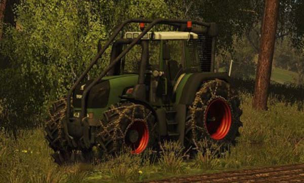Fendt Vario 930 TMS Forest Edition
