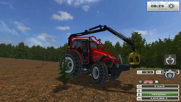 Geotrac94 Forest