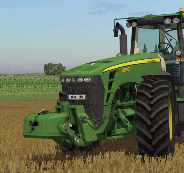 John Deere Front Weight