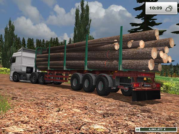 Koegel timber trailers