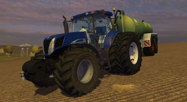 New Holland 7070T Blue Power