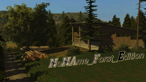 NoName Forestry map